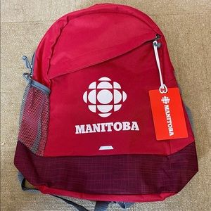 CBC Manitoba Backpack